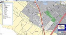 Városgazda - Utcatérkép földrészletekkel